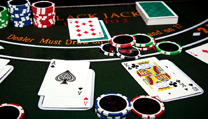 High Stakes Blackjack
