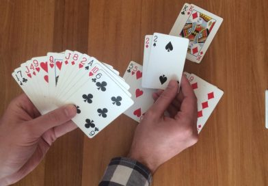 An Easy Card Game For Toddlers