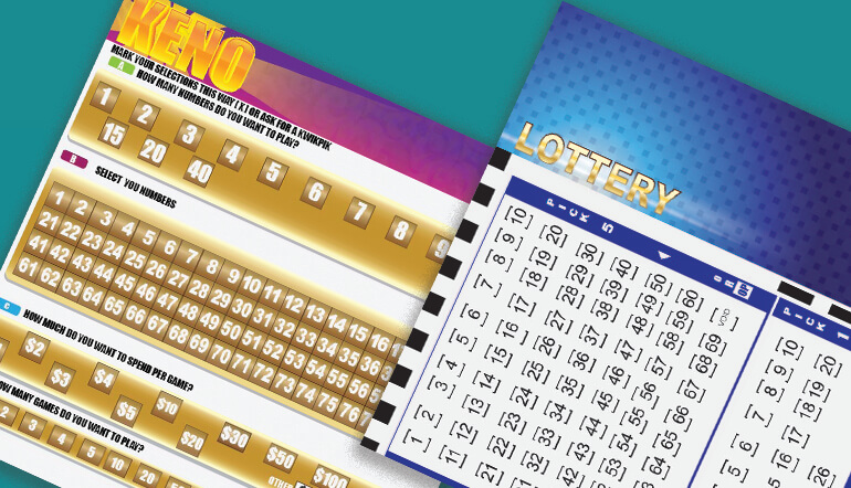 Keno Lottery Playing Tips